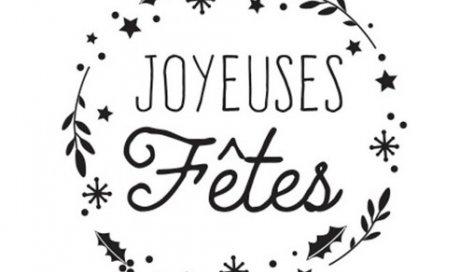 Larius France vous souhaite de Bonnes fêtes de fin d'année