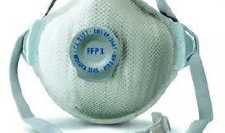Masque jetable FFP3