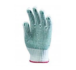 Gant tricoté antidérapant à picots