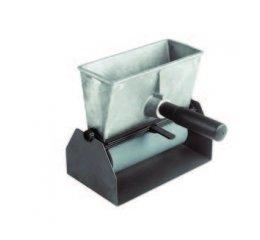 Réservoir de colle avec rouleau gomme
