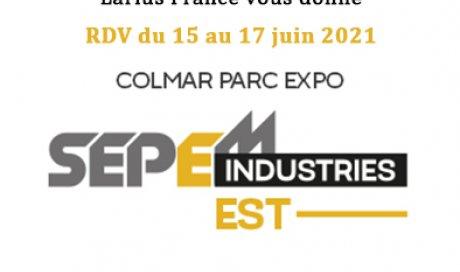 Sepem industrie Est Colmar Larius France